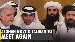 Afghanistan leaders, Taliban to meet again after inconclusive Doha talks | Latest World News