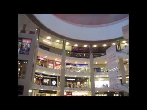 Top Five Shopping Centers In  Kuala Lumpur City Center (KLCC) , Malaysia