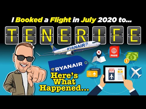 I Booked a Flight to Tenerife in July 2020! Here's what happened from YouTube · Duration:  18 minutes 26 seconds