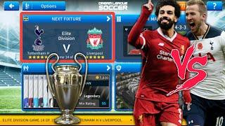 Liverpool Vs Tottenham Hotspur UCL Final 🏆 Dream League Soccer 2019 Video