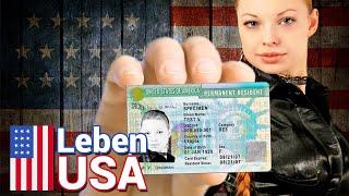 Greencard beantragen / USA (Teil 1): Voraussetzungen