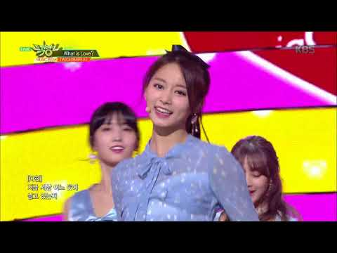 뮤직뱅크 Music Bank - What is Love? - TWICE(트와이스)20