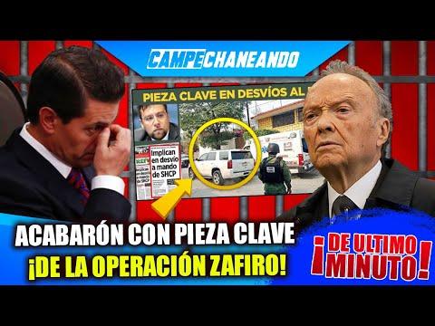 ¡ÚLTIMAS NOTICIAS! ACABAN CON PIEZA CLAVE PARA ENCERRAR A PEÑA NIETO - CAMPECHANEANDO