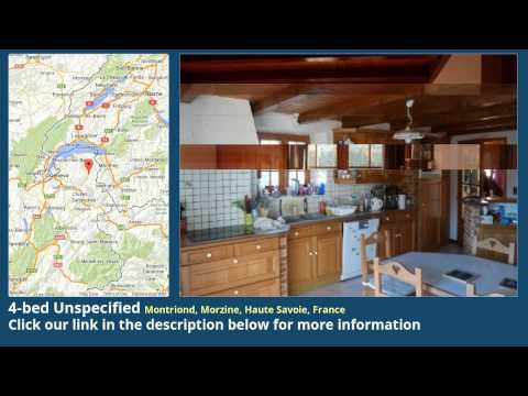 4-bed Unspecified for Sale in Montriond, Morzine, Haute Savoie, France on frenchlife.biz