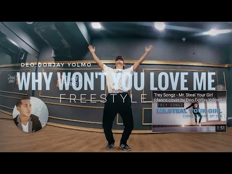 5 Seconds Of Summer - Why Won't You Love Me (Freestyle Dance Video )
