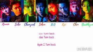 EXO - Boomerang Color Coded [English subs + Romanization + Hangul] HD