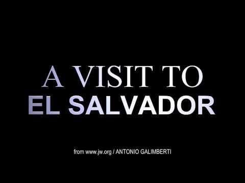 LANDS AND PEOPLE: A VISIT TO EL SALVADOR