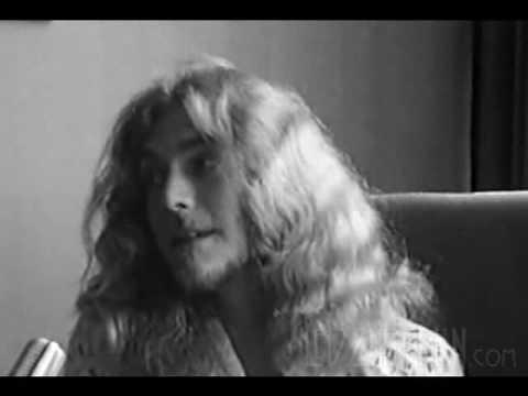 Led Zeppelin - Robert Plant Interview & Live Concert - Rare film - Iceland 1970