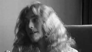 Led Zeppelin - Robert Plant Interview (Iceland 1970)