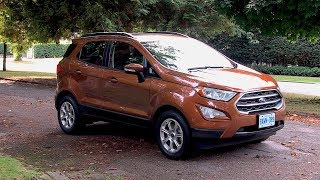 2018 Ford Ecosport Review thumbnail