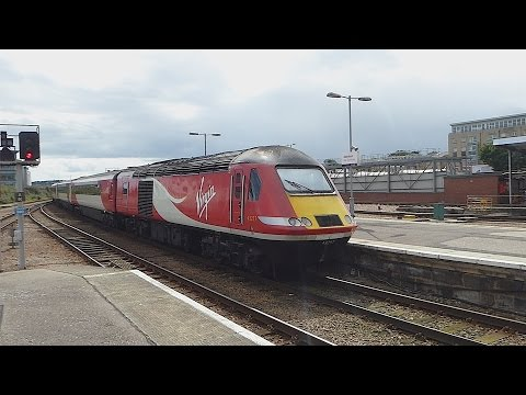 Aberdeen Railway Station (01/8/2016)