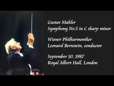 Mahler: Symphony No.5 in C sharp minor - Bernstein / Wiener Philharmoniker
