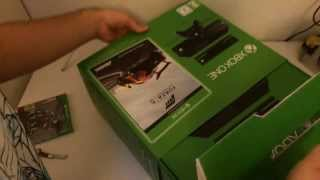 Unboxing Xbox One Day-One Bundle Forza Motorsport 5 - ITA by @deadlinex
