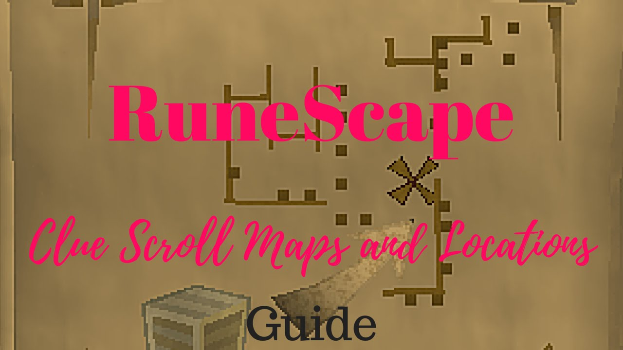 rs3 clue scroll map lumberyard dec 2015 runescape youtube