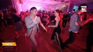 Rodrigo Cortazar & Asya - Salsa Social Dancing @ WARSAW SALSA FESTIVAL 2018