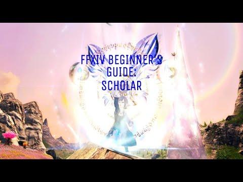 FFXIV Beginner's Guide To Scholar