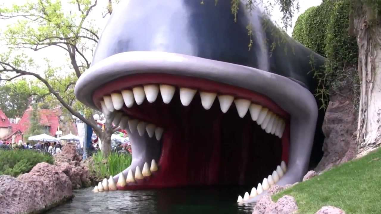 Disneyland - Story Book Land Canal Boats - YouTube