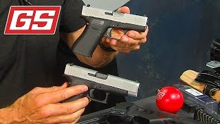 Lenny's overview of the new Glock 43X & Glock 48