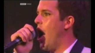 Under the Gun -Glastonbury England 2005-The Killers Live