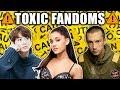 TOP 7 MOST TOXIC FANDOMS IN MUSIC