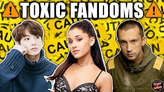 Baixar TOP 7 MOST TOXIC FANDOMS IN MUSIC