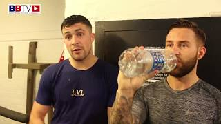 MARK HEFFRON: FIRST INTERVIEW SINCE LIAM WILLIAMS FIGHT, WITH TRAINER ROB RIMMER