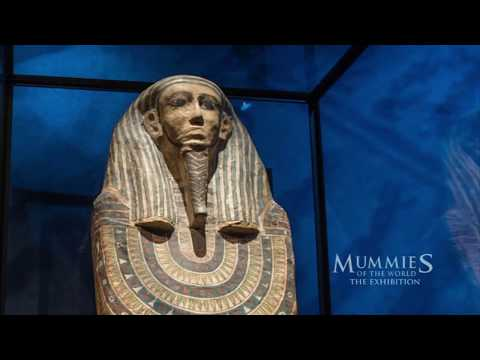 Mummies of the World: The Exhibition NOW OPEN at Union Station