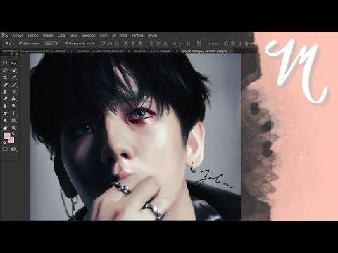 BAEKHYUN | EXO | Kpop Fanart Speed Painting | Zelena