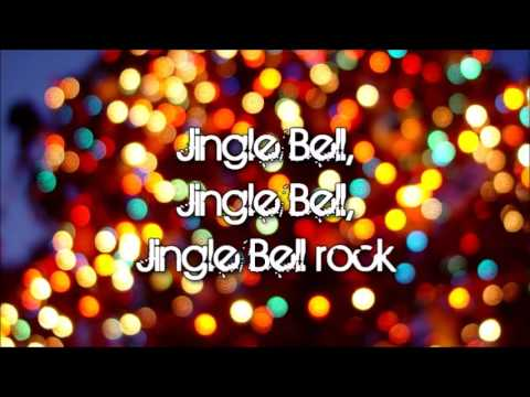 Karaoke Jingle Bell Rock, Glee version