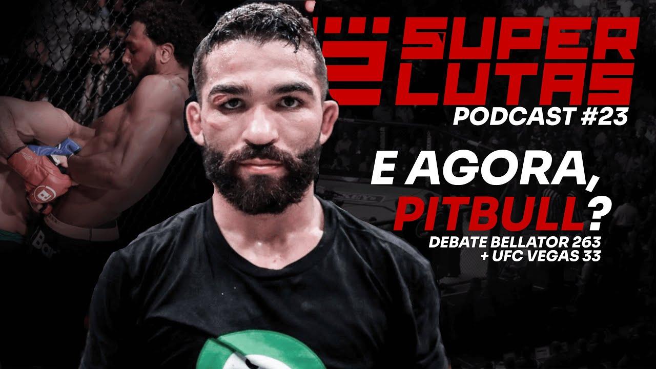A DERROTA DE PATRÍCIO PITBULL E O REINADO DE AJ MCKEE NO BELLATOR + A PRÉVIA DO UFC 265
