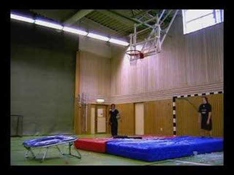Slamball Dunk Gone Wrong