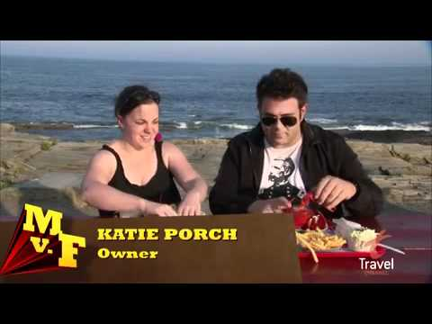 Travel Channel: Man VS Food - Lobster Battle Clip