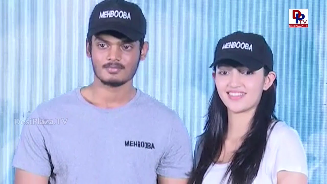 Mehabooba movie team pressmeet | Puri Akash, Neha Shetty, Puri Jagannath, Charmee | DesiplazaTV