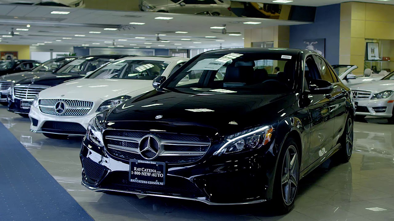 Wonderful Ray Catena Motor Car Mercedes Benz Dealership Commercial