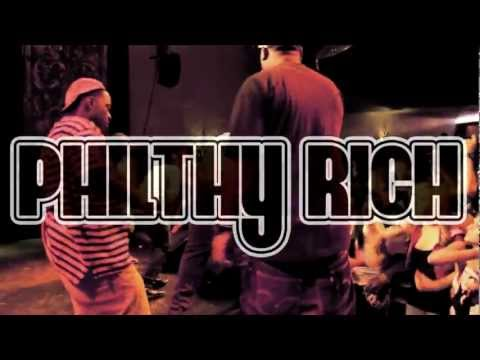 Messy Marv, Philthy Rich, Lil Blood, & D-LO: 2011 Salinas, CA Live Performance Footage