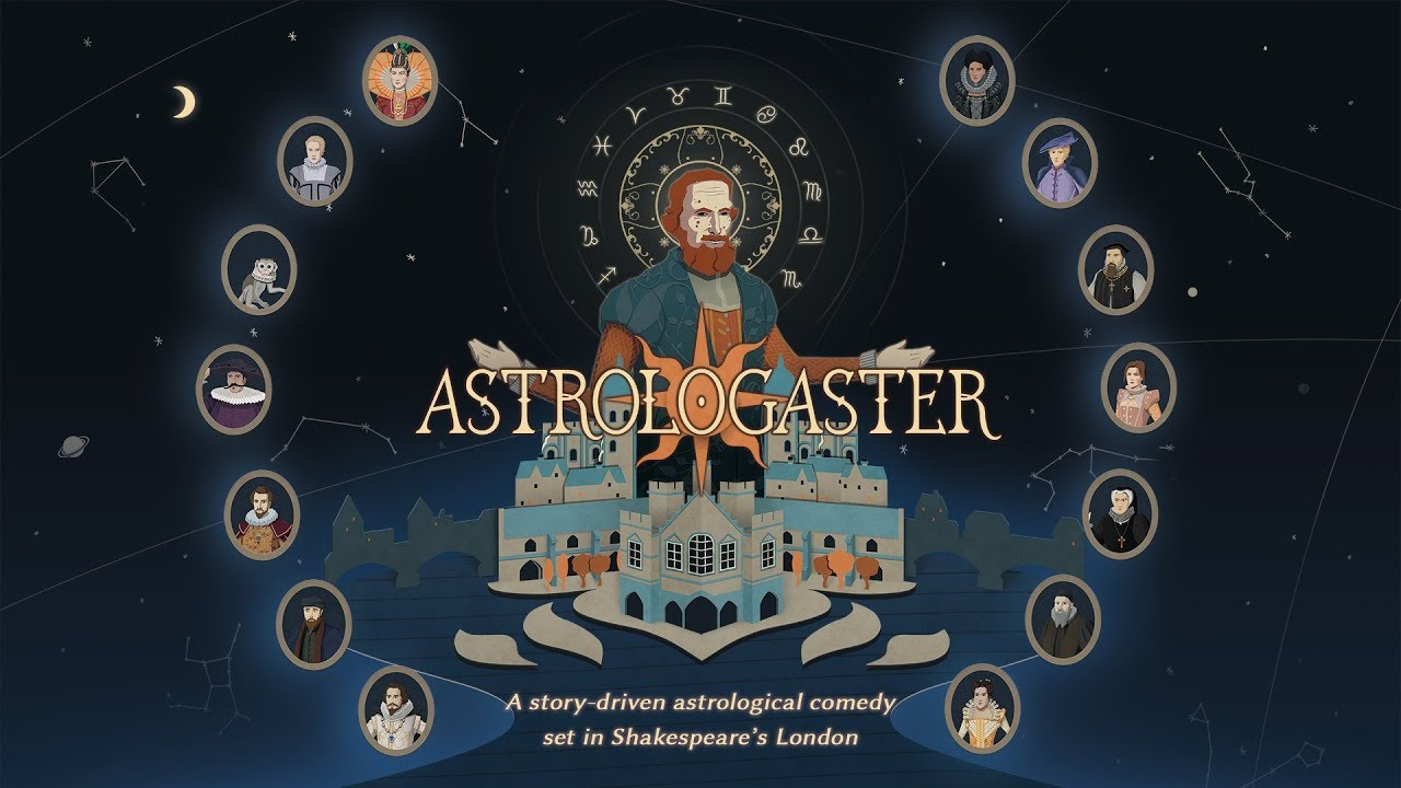 Finally, a doctor game that trades medical charts for star charts