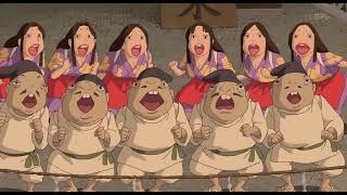 Supercut Hayao Miyazaki
