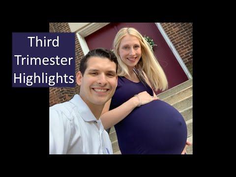 Third Trimester Highlights
