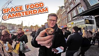 ESSEN aus dem Automaten !? | AMSTERDAM Silvester FMA | Kochen Online