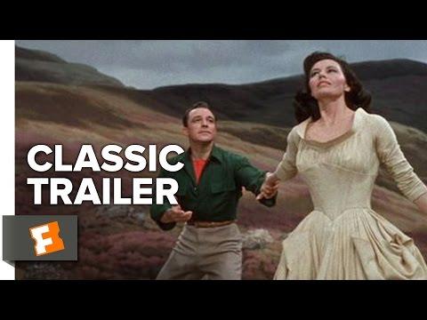 Brigadoon (1954) Official Trailer - Gene Kelly, Van Johnson Musical HD