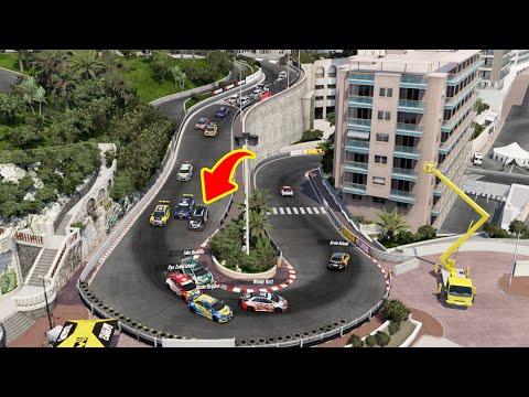 Honda Civic Type R racing || Azure Circuit France || Project Car 3