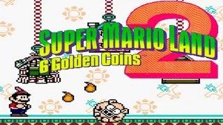 SUPER MARIO LAND 2 DX (V1.1) (Color Hack) [U] - GBC4J-v-0.87-M1: GameBoy Color Emulator [JAVA]