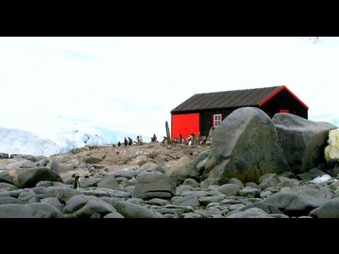 Antarctica - Port Lockroy Station