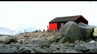 Antarctica - Port Lockroy Station
