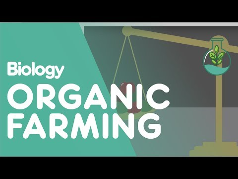 The Pros and Cons of Organic Farming | Biology  for All | FuseSchool
