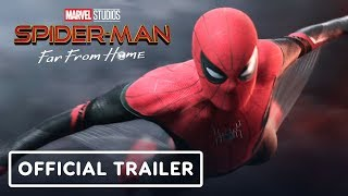 Spider-Man: Far From Home - Official New Suits Trailer (2019) Tom Holland