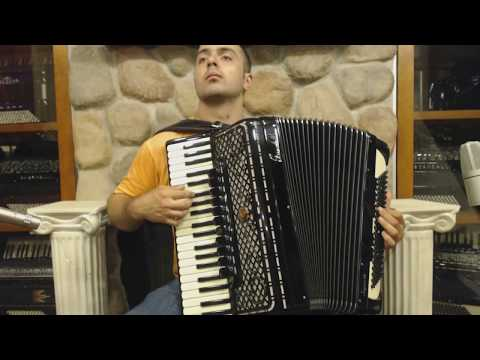 SCANSUPVI4S - Scandalli Piano Accordion Super VI 4S Double Tone Chamber LMMH 41/120 $9995