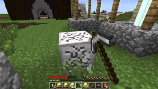 Minecraft | Minecraft SKELETON LORD CHALLENGE GAMES Lucky Block Mod Modded [FULL]