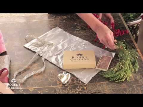 Holiday Gift Wrapping Inspirations by Barbara McGraw