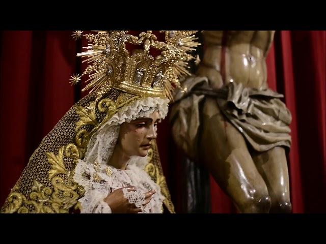 LA LINEA COFRADE. CULTOS INTERNOS MISERICORDIA Y AMARGURA. FEBRERO 2020